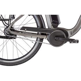 Kalkhoff Agattu 1.B XXL Comfort Freewheel, jet grey matt